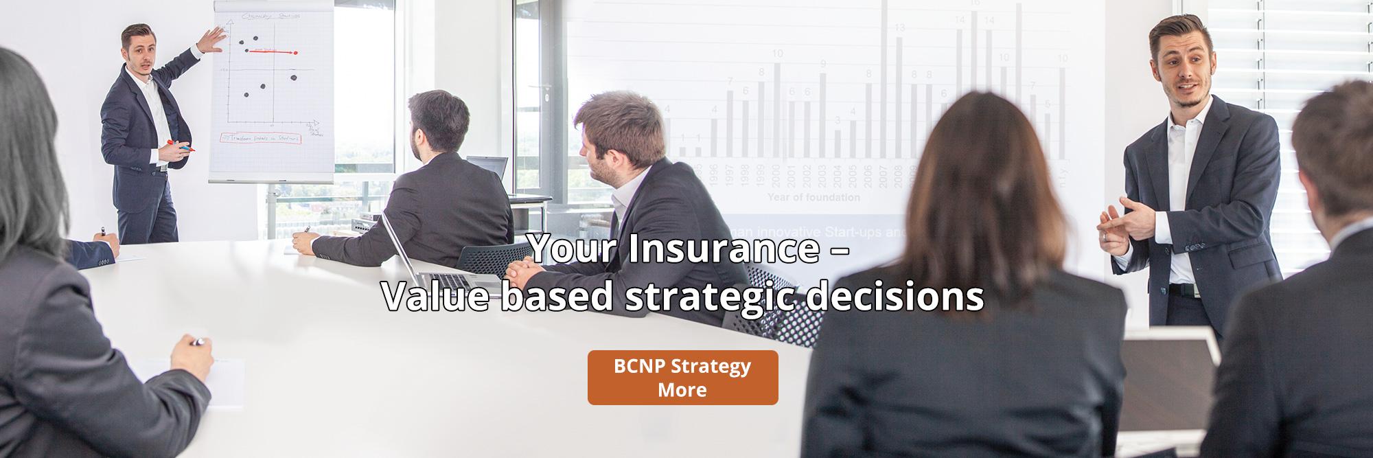 BCNP Strategy